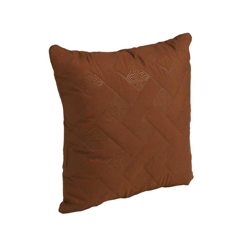 Подушка Руно Декоративная Шоколадная лилия