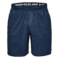 Шорты для бега мужские Under Armour MK1 Twist Short 7 in синие