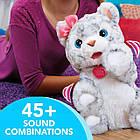 Интерактивный снежный леопард Фуриал  FurReal Friends My Baby Snow Leopard Interactive Plush, фото 5