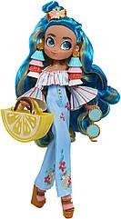 Большая Кукла Хэрдораблс Ноа 26 см Модный показ Оригинал! Hairdorables Hairmazing Noah Fashion