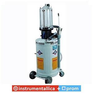 Установка для отбора масла, бак 80 л./предкамера 12 л. HPMM HC3290