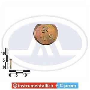 Шпилька колёсная Заз Таврия передняя 10 шт пакет Ф 57 - 35921