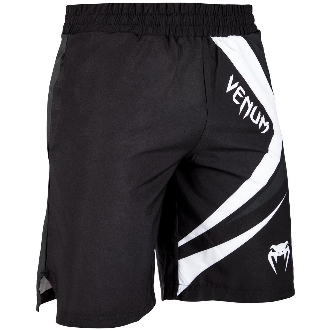 Шорты Venum Contender 4.0 Training Shorts - Black/Grey-White