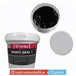Монтажная паста Monti Seal черная 1000 мл Ferdus Чехия