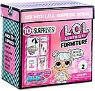 ЛОЛ Сюрприз! Тележка с мороженным Бон бон Кендилишис L.O.L Surprise! Furniture Ice Cream, фото 5