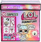 ЛОЛ Сюрприз! Тележка с мороженным Бон бон Кендилишис L.O.L Surprise! Furniture Ice Cream, фото 6