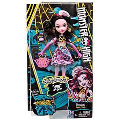 Кукла Monster High Shriekwrecked Ghouls Draculaura Дракулаура кораблекрушение