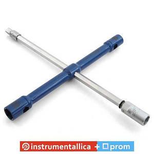 Ключ балонный крестовой 17мм х 19мм х 21мм х 1/2 складной AWT-30133 Licota