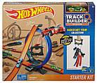 Многовариантный трек Хот Вилс Hot Wheels Workshop Track Builder Starter kit, фото 2