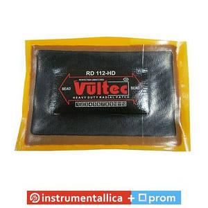 Пластырь радиальный Vultec RD-112HD, 70х115мм (желтый)