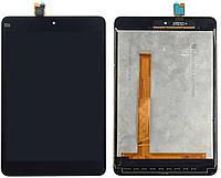 Дисплей к планшету Xiaomi MiPad 2 with сенсор черный