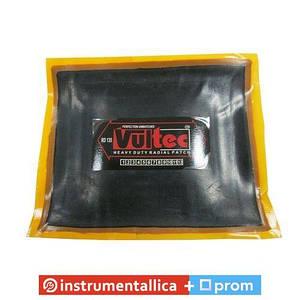 Пластырь радиальный Vultec RD-135, 125х150мм (желтый)