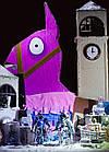 Фортнайт Большой набор 100 предметов Джамбо Лама Лут Пината  от Jazwares Fortnite Jumbo Llama Loot, фото 7