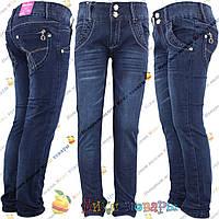 Осенние девичьи джинсы от 6 до 11 лет (2091)