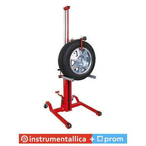 Съемник колес до 100кг высота min 1010мм max 1910мм TX00801 Torin