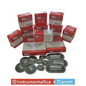 Латка овальная 150х60 мм упаковка 10 штук 19V Large Oval Vultec