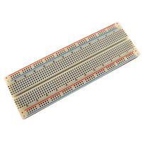 Макетная плата на 830 точек MB102 для Arduino