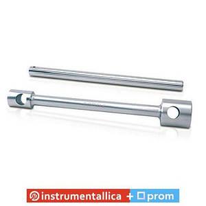 Ключ баллонный 35х17 4-гранный мм с воротком CTIB3517 Toptul
