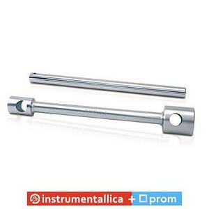 Ключ баллонный 38х21 4-гранный мм с воротком CTIB3821 Toptul