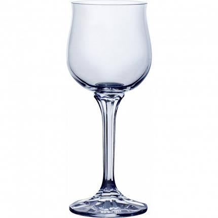 Набір келихів для вина 150 мл 6 шт Bohemia Diana 40157/150, фото 2