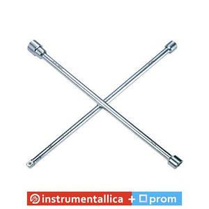 Ключ крестообразный 24 мм х 27 мм х 33 мм х 3/4 длина 700 мм 19932433 KingTony