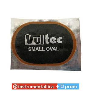 Латка камерная Vultec Евростиль овальная 65 мм х 40 мм упаковка 30 штук 017V Small Oval