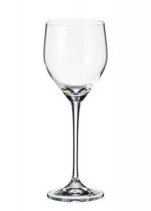 Набор бокалов для вина 6 шт 245 мл Sitta Bohemia 1SF60/00000/245, фото 2