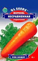 Насіння моркви Незрівнянна 4 р.