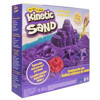 Набор для творчества KINETIC SAND Кинетический песок Wacky-tivities Замок из песка 454 г (71402P)