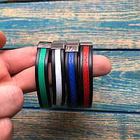 Оригинальные силиконовые парные браслеты с любой гравировкой