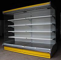 Линия холодильных горок «Технохолод Индиана» 2.5 м. (Украина), под выносной холод, Б/у, фото 1