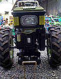 Мотоблок Кентавр МБ 1080Д-5 (8 л.с., дизель, чугунная крышка картера), фото 3