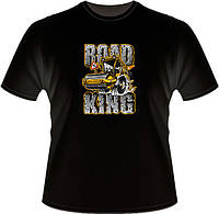 "Футболка ""Road king"". Друк на футболках"