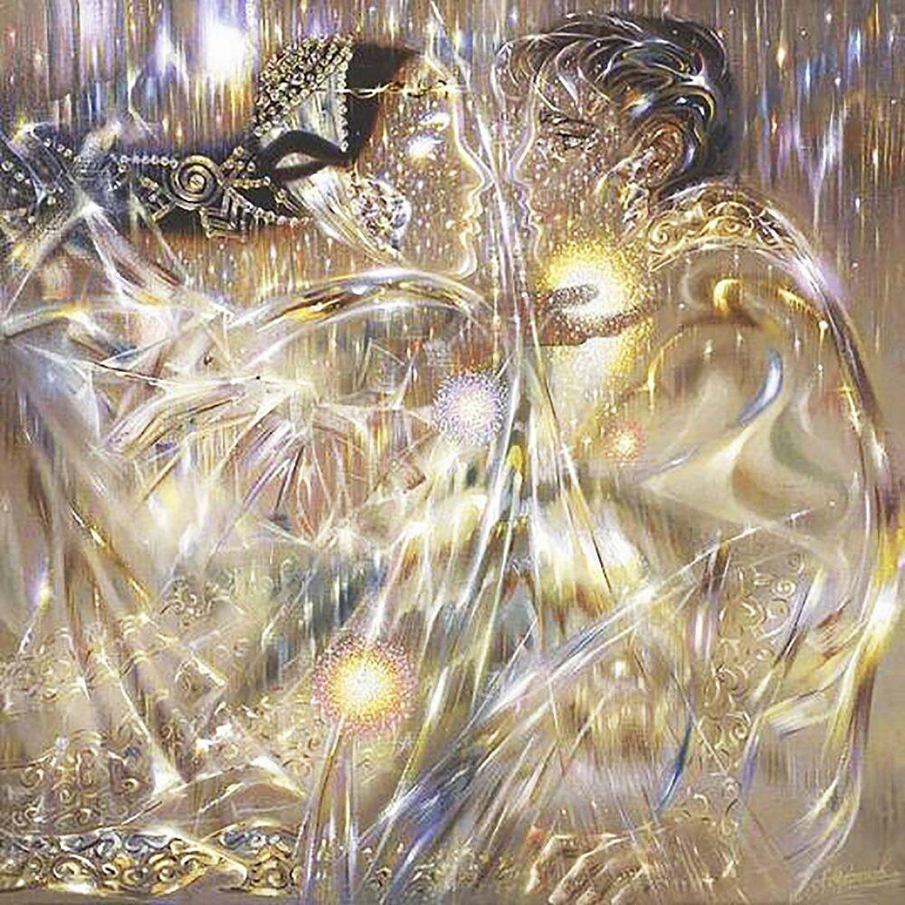 КДИ-0960 Набор алмазной вышивки Слияние. Грань