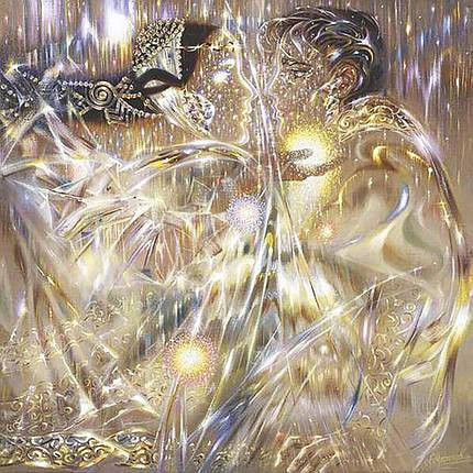 КДИ-0960 Набор алмазной вышивки Слияние. Грань, фото 2