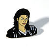 Значок брошь брошка Майкл Джексон Michael Jackson металл отличное качество, фото 8