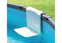 Intex 28053, складывающаяся скамейка внутри бассейна, фото 1