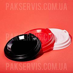 Кришка Ø76 для паперового склянки 50шт. 1/60