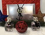 Женский подарочный набор Yves Saint Laurent Mon Paris 2 в 1 по 30 мл, фото 3