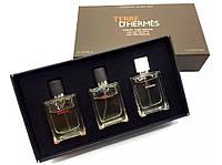 Подарочный набор парфюмерии Terre D Hermès 3в1, фото 1