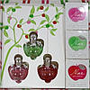 Женский подарочный набор Nina Ricci 3 в 1 по 30 мл