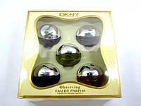 Женский Подарочный Набор Parfum DONNA KARAN DKNY Travel Set