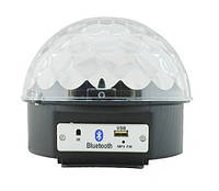 Светомузыка Magic Ball Music MP3 плеер с bluetooth XXB 01/M6