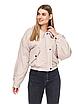 """Короткая демисезонная женская куртка с отложным воротником """"Любава"""", фото 10"""
