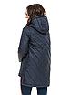 """Жіноча подовжена куртка з асиметричним низом великих розмірів """"Стелла"""", фото 7"""