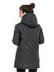 """Жіноча подовжена куртка з асиметричним низом великих розмірів """"Стелла"""", фото 6"""