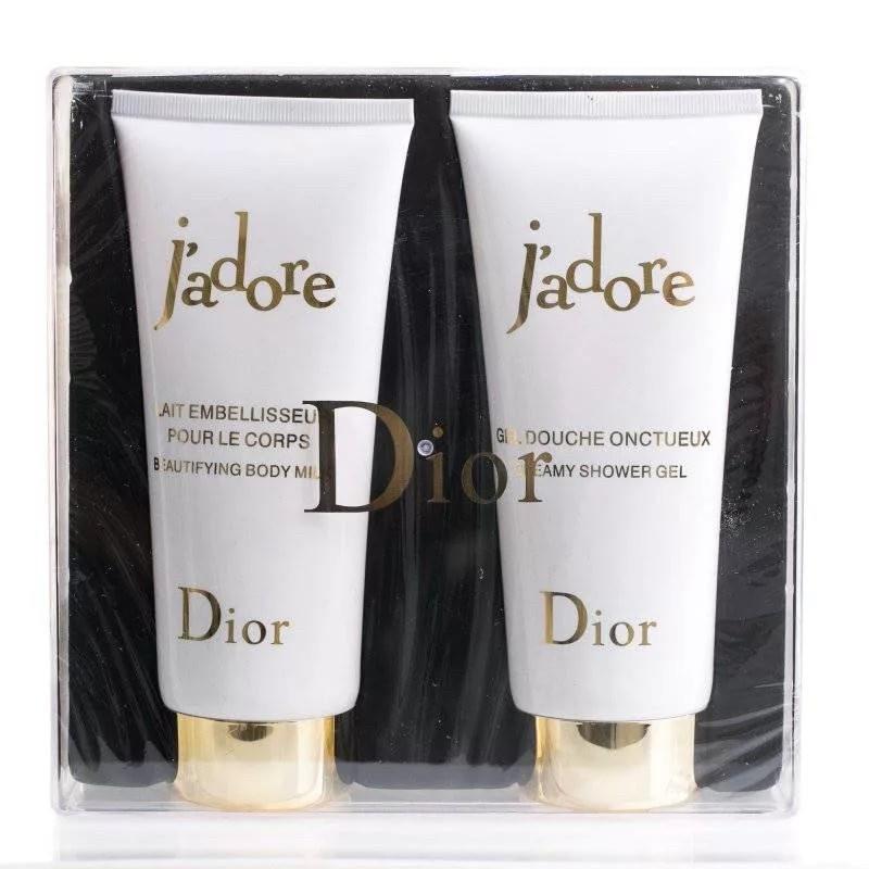Christian Dior J'Adore Подарочный Набор Крем для Тела + Гель Для Душа