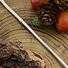 Серебряный браслет Pandora длина 17 см ширина 3 мм вес серебра 13.4 г, фото 3