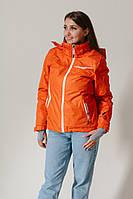 Женская куртка лыжная Crivit (38 размер) Оранжевая М