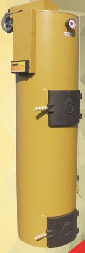 Твердопаливний котел STROPUVA ® IDEAL S40